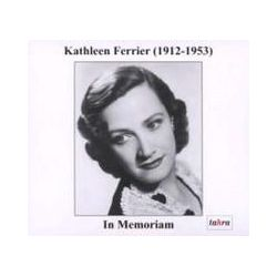 Musik: In memoriam Kathleen Ferrier  von Ferrier, Walter, Herbert von Karajan, Favaretto