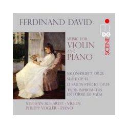 Musik: Werke für Violine und Klavier  von Stephan Schardt, Philipp Vogler