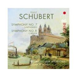 Musik: Sinfonien 7 & 8  von Douglas Boyd, Musikkollegium Winterthur