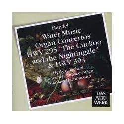 Musik: Water Music/Organ Concert  von Nikolaus Harnoncourt