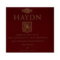 Musik: Sinfonien 40-54  von Adam Fischer, Austro-Hungarian Haydn Orchestra