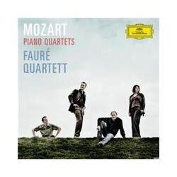 Musik: Klavierquartette KV 478 & 493  von Faure Quartett