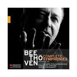 Musik: Komplette Sinfonien  von Emmanuel Krivine, La Chambre Philharmonique