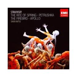 Musik: The Ballets  von Simon Rattle, CBSO