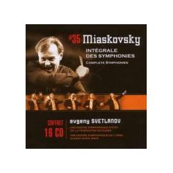 Musik: Integrale Des Symphonies  von Evgeny Svetlanov, SRUSS