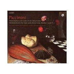 Musik: Piccinini: Lute Music  von Luciano Contini, Francesca Torelli