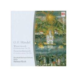 Musik: Wassermusik,Feuerwerksmusik  von Rundfunk-Sinfonieorchester Berlin, H. Koch, Rsb
