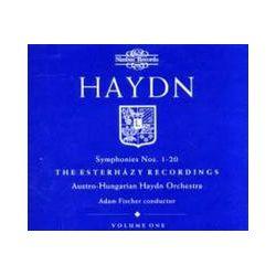 Musik: Sinfonien 1-20  von Adam Fischer, Austro-Hungarian Haydn Orchestra