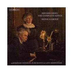 Musik: Sämtliche Lieder (GA)  von Monica Groop, Vignoles, Ranta, Derwinger