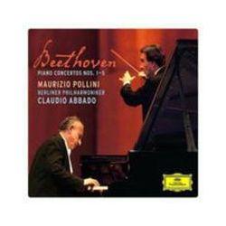 Musik: Klavierkonzerte 1-5/Tripelkonzert  von Pollini, Gringolts, Brunello, Abbado, BP