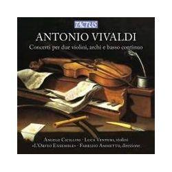 Musik: Vivaldi: Concertos for Two Violins  von L'Orfeo Ensemble, Luca Venturi, Angelo Cicillini