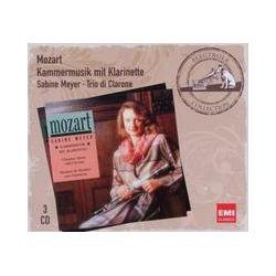 Musik: Kammermusik Mit Klarinette  von Sabine Meyer, Trio di Clarone