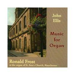 Musik: Music For Organ Vol.1  von Ronald Frost