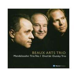 Musik: Klaviertrio 1/K.Trio 4 Dumky  von Beaux Arts Trio