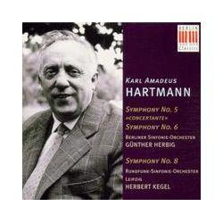 Musik: Sinfonien 5,6,8  von G. Herbig, H. Kegel, Beso, Rsol