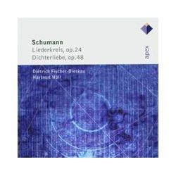 Musik: Dichterliebe/Liederkreis op.24  von dietrich Fischer-Dieskau, Hartmut Höll