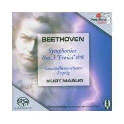 Musik: Sinfonien 3 & 8  von Kurt Masur, GOL