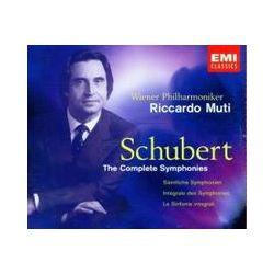 Musik: Sinfonie 1-6,8+9  von Wiener Philharmoniker, Riccardo Muti, WP