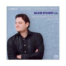 Musik: Maxim Rysanov,Viola  von Maxim Rysanov, Muhai Tang, Swed.Chamber Orchestra