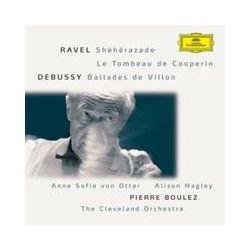 Musik: Scheherazade//Ballades De Villon  von Cleveland Orchestra, , S. Von Otter, A Hagley, CLO
