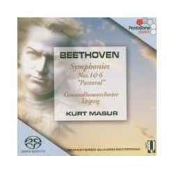 Musik: Sinfonien 1 & 6  von Kurt Masur, GOL