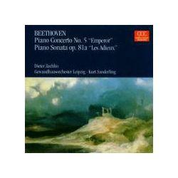 Musik: Klavierkonzert 5/Piano Sonata op.81a  von Zechlin, Sanderling, GOL