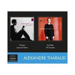 Musik: Scarlatti & Chopin  von Alexandre Tharaud