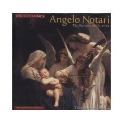 Musik: Notari: The first new music,1613  von Consort Of Musicke