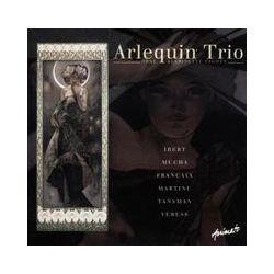 Musik: Ivert-Mucha-Francais-Tansman  von Arlequin Trio