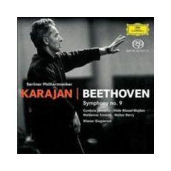 Musik: Sinfonie 9 (SACD)  von Janowitz, Rössel, Kmentt, Berry, Herbert von Karajan, BP