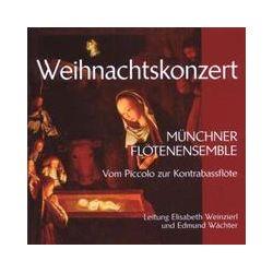 Musik: Weihnachtskonzert  von Münchner Flötenensemble, Weinzierl, Wächter