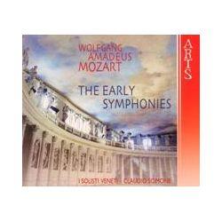 Musik: The Early Symphonies  von I. Solisti Veneti, Scimone