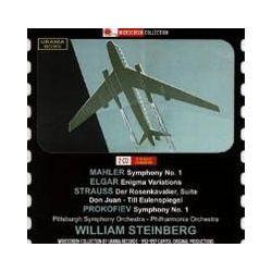 Musik: William Steinberg dirigiert  von Steinberg, Philharmonia Orch., Pittsburgh so