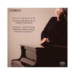Musik: Klavierkonzert 5/Choralfantasie  von Brautigam, Parrott, Ericson Kammerchor, Norrköping so