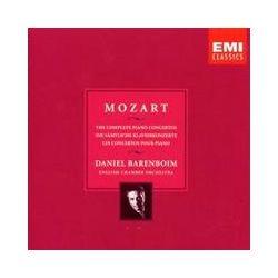 Musik: Klav.Konzerte 1-6,8+9,11-27  von Daniel Barenboim, ECO