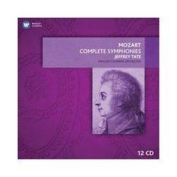 Musik: Sämtliche Sinfonien  von Jeffrey Tate, ECO