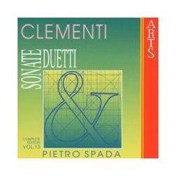 Musik: Sonate,Duetti & Capricci 13  von Pietro Spada