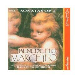 Musik: Sonatas op.2 Vol.1  von Accademia C.Monteverdi, Hirsch