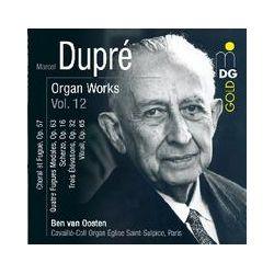 Musik: Orgelwerke Vol.12  von Ben van Oosten