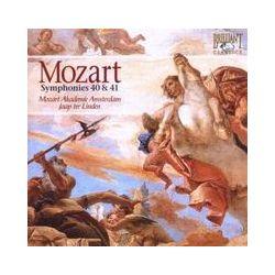 Musik: Sinfonien 40 & 41  von Mozart Akademie Amsterdam