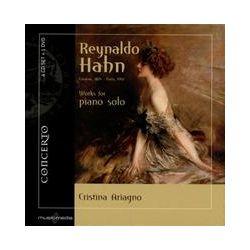 Musik: Werke für Klavier solo  von Cristina Ariagno