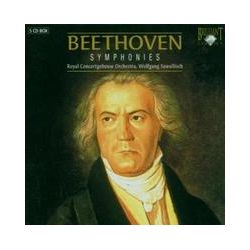 Musik: Sinfonien 1-9 (GA)  von Wolfgang Sawallisch, CGO