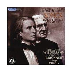 Musik: Lieder in verschiedenen Versionen  von Wiedemann, Brickner, Virag