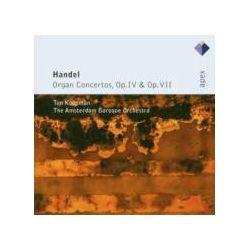 Musik: Orgelkonzerte op.4 & 7  von Ton Koopman, Abo