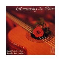 Musik: Romancing the Oboe  von David Nuttall, Timothy Kain