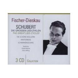 Musik: Schubert: die groáen Lied-Zyklen  von Klaus Billing, Gerald Moore, Dietrich Fischer-Dieskau