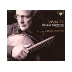 Musik: Vivaldi: Cello Sonatas 2-CD  von Jaap Ter Linden, Lars Ulrik Mortensen