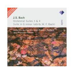 Musik: Orchestersuiten 3+4  von J.F. Paillard, Orch.De Chambre