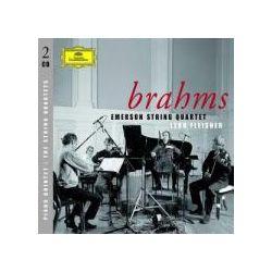 Musik: Klavierquintett op.34/Streichquartette 1-3  von Emerson String Quartet, Leon Fleisher