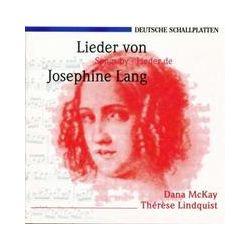 Musik: Lieder Von Josephine Lang  von McKay,Dana-Lindquist,T.